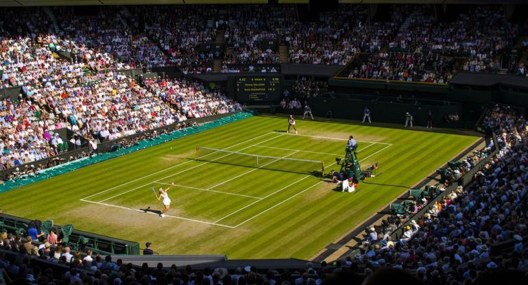 A Brief History Of Wimbledon